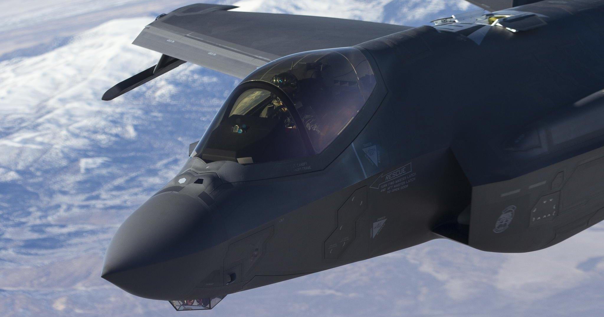 Пентагон поругался с Lockheed Martin из-за F-35