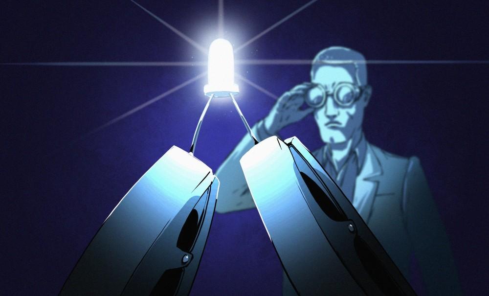 Почему мы испортили светодиоды статуса и что нужно менять - 1