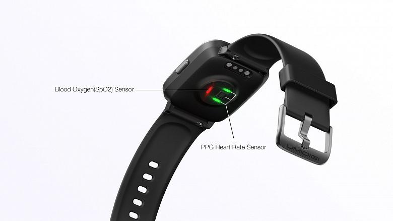 У Apple Watch нет того, что есть у 30-долларовых часов Umidigi UFit