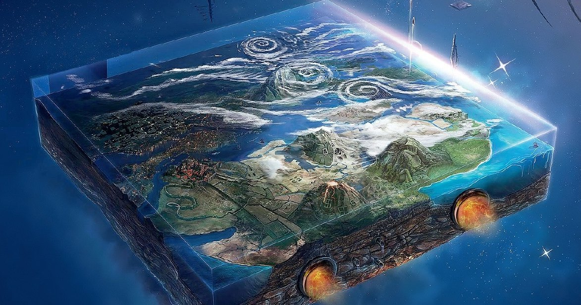 Удрать от Солнца: как превратить планету в космический корабль