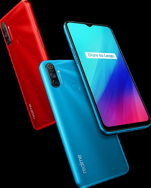 100-долларовый Realme C3 для России оказался круче международной версии