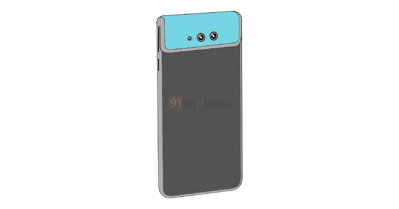 Xiaomi придумала камеру-перевертыш нового поколения