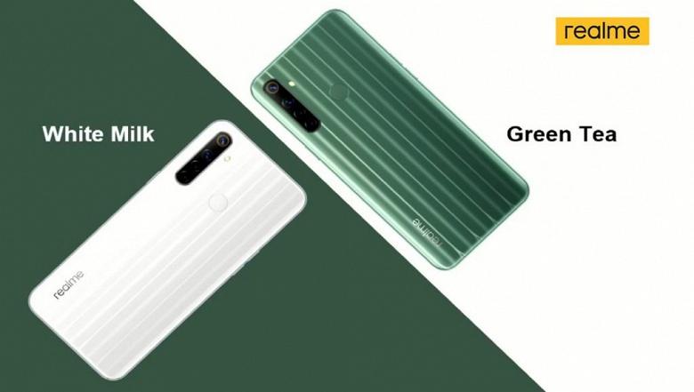 Геймерский смартфон за 175 долларов. Представлен Realme 6i с SoC Helio G80