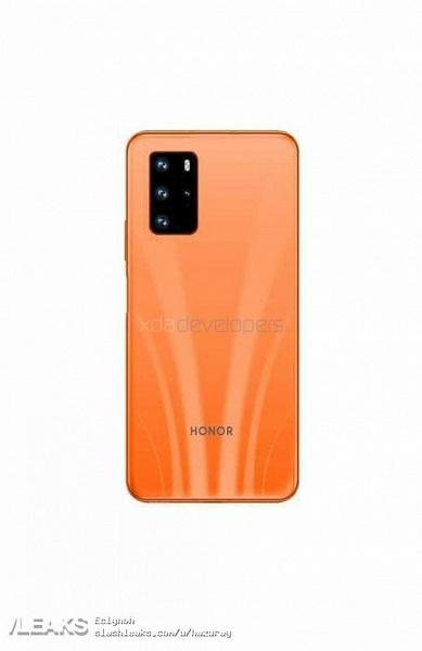 Новая надежда рынка 5G. Honor 30S на официальных изображениях