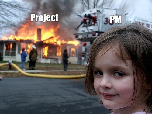 Опрос! Какой технический уровень должен быть у Менеджера проектов в IT? - 1