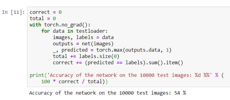 Ваша первая нейронная сеть на графическом процессоре (GPU). Руководство для начинающих - 9