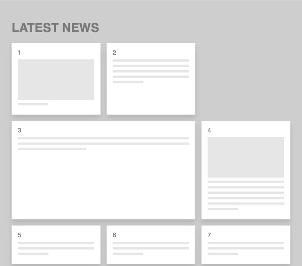 CSS Grid: Верстаем адаптивный журнальный макет в 20 строк - 3
