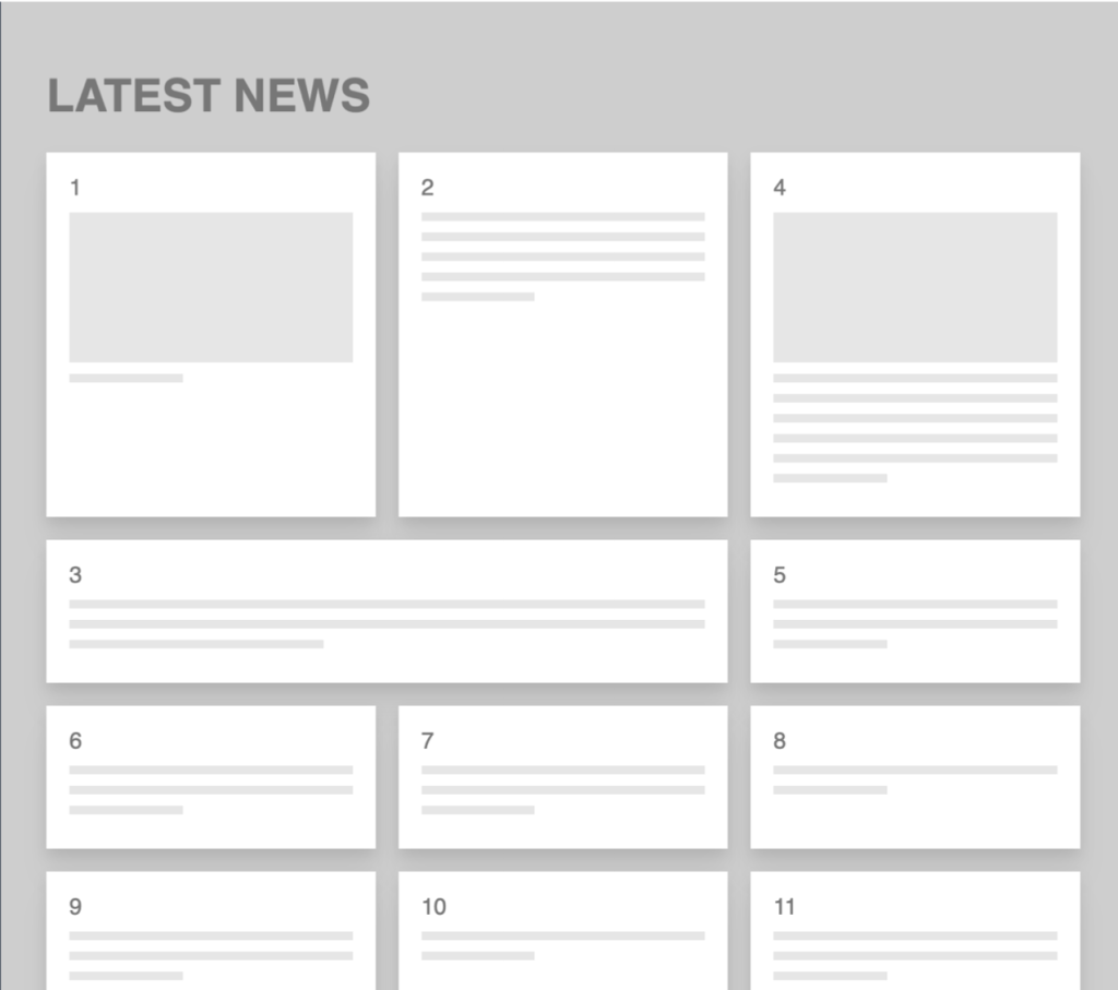 CSS Grid: Верстаем адаптивный журнальный макет в 20 строк - 4
