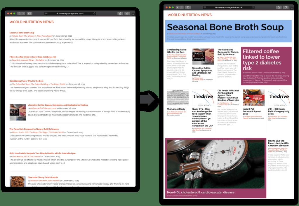 CSS Grid: Верстаем адаптивный журнальный макет в 20 строк - 1