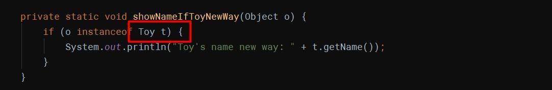Java 14: Record, более лаконичный instanceof, упаковщик jpackage, switch-лямбды и текстовые блоки - 2