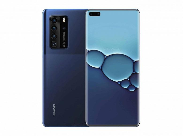 Чем отличаются экраны Huawei P40 и Huawei P40 Pro. У них разная форма и поставщики