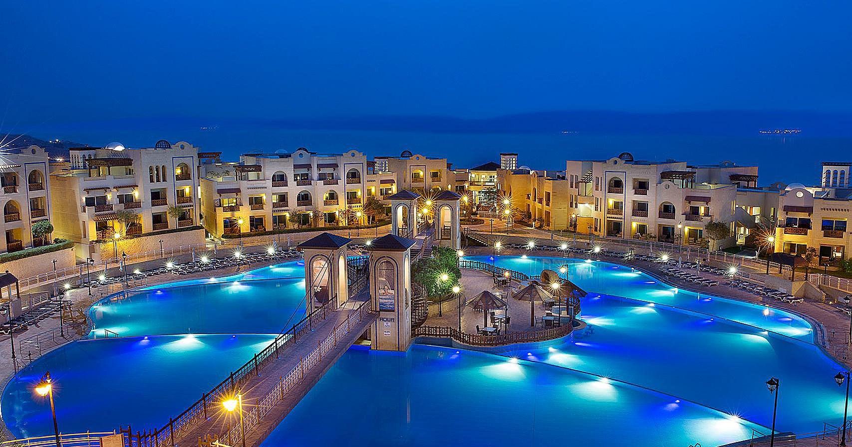 Для карантина приспособили пятизвездочные отели в Иордании