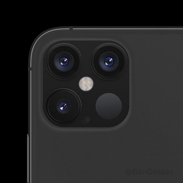 Готовимся к лидарам в iPhone 12 Pro и Pro Max?
