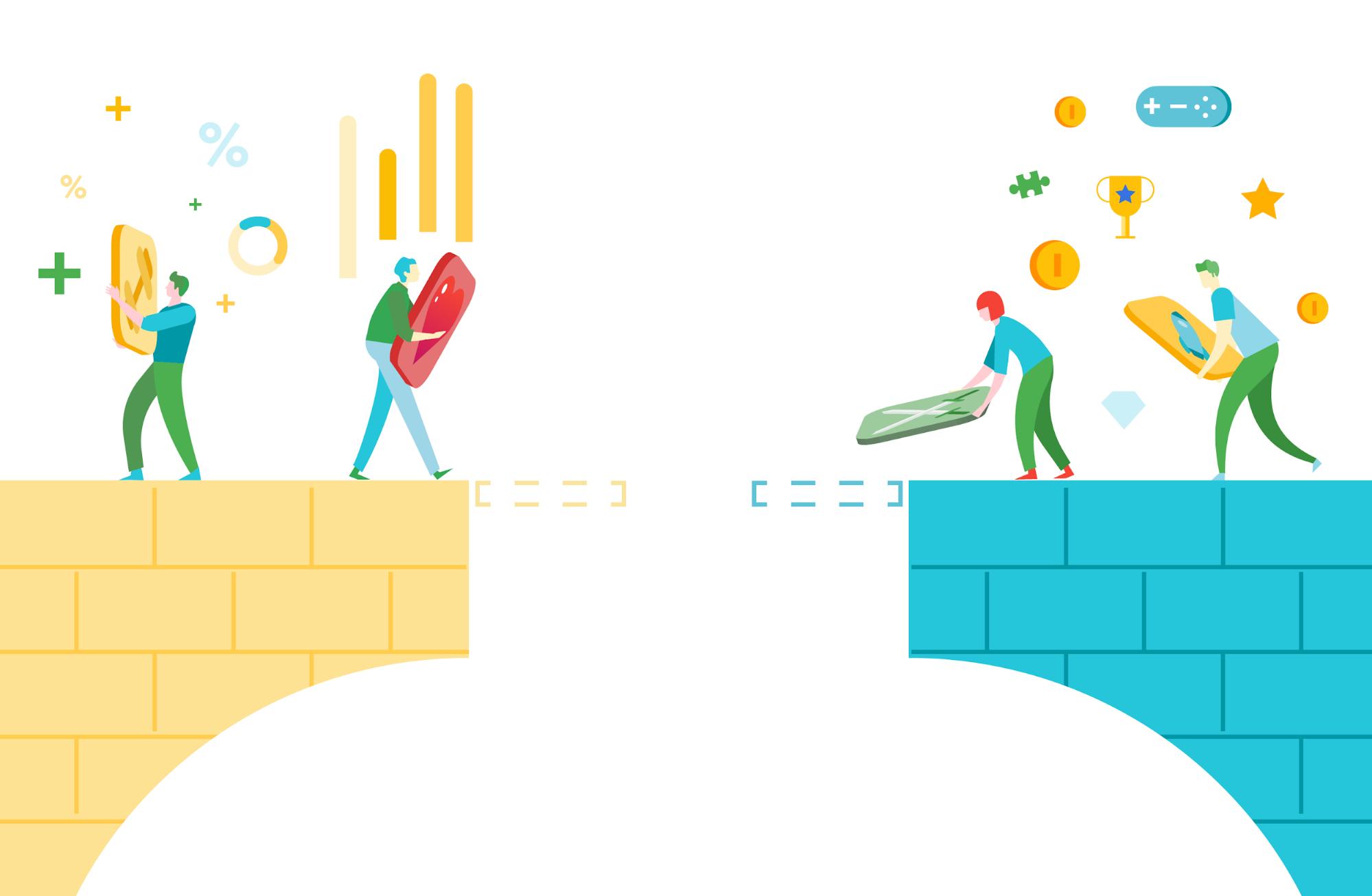 Как связать вовлечение с монетизацией в мобильных играх и приложениях - 1