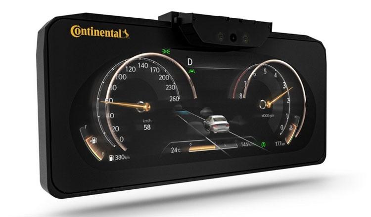 Кроссовер Genesis GV80 получит приборную панель со стереоскопическим дисплеем