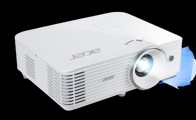 В России вышел недорогой и функциональный домашний проектор Acer H6522ABD