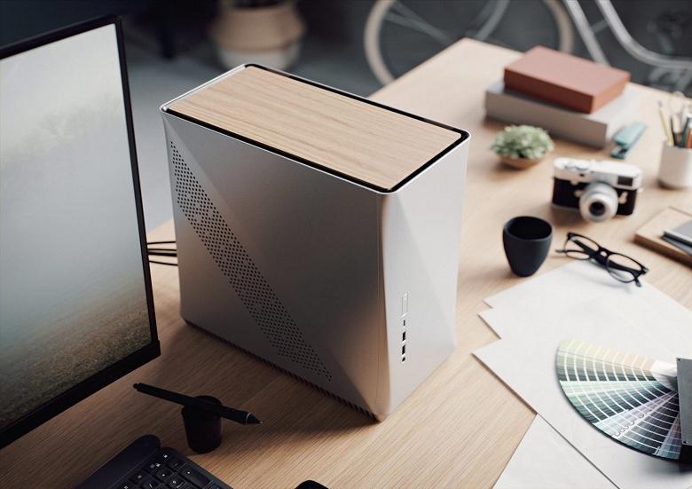 Корпус Fractal Design Era ITX создан в сотрудничестве с Intel