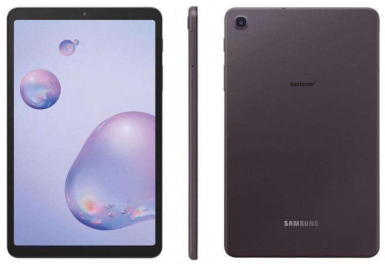 Недорогой планшет Samsung Galaxy Tab A 8.4 (2020) рассекречен