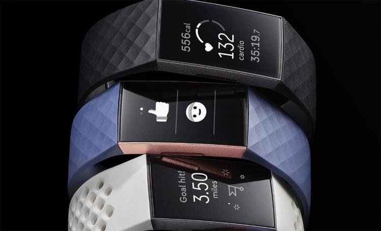 Новый фитнес-трекер Fitbit Charge получит поддержку NFC