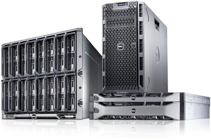 По подсчетам Gartner, в прошлом году продажи серверов сократились на 2,5% - 1