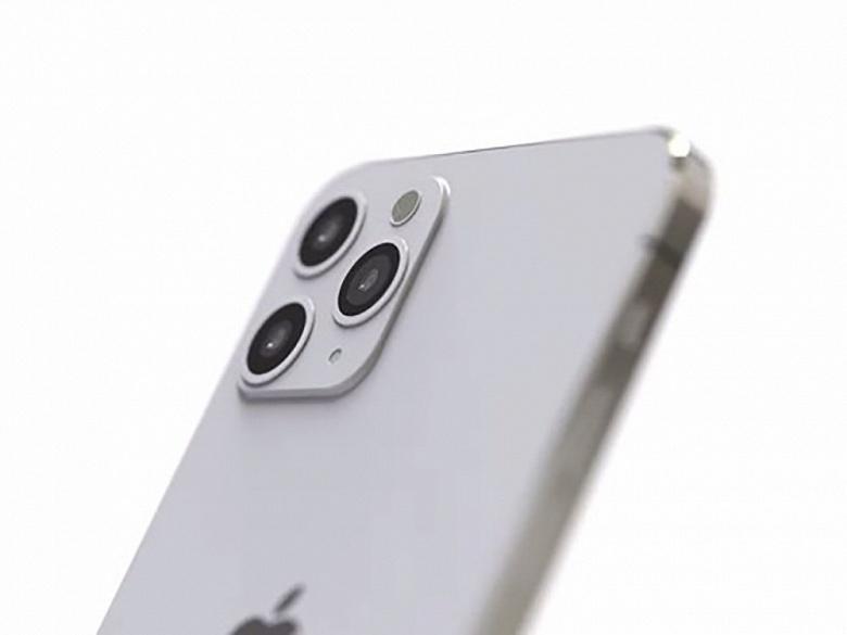 Таким будет iPhone 12 Pro. Ожидаемые характеристики и рендеры флагмана