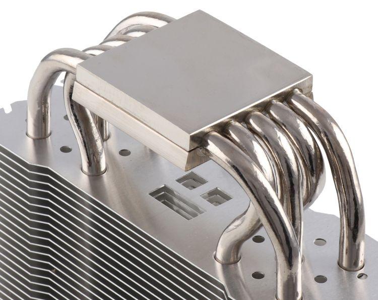 Thermalright представила охладитель Black Eagle: до 200 Вт и RGB-подсветка на радиаторе