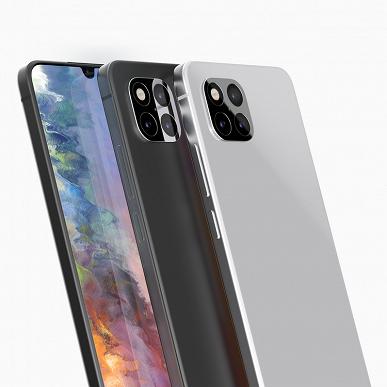 Какими бы были новые смартфоны от создателя Android. Фото прототипов Essential PH-2 и PH-3 попали в Сеть