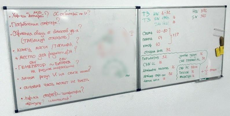 Контрактная разработка электроники. Расчёт проекта - 6