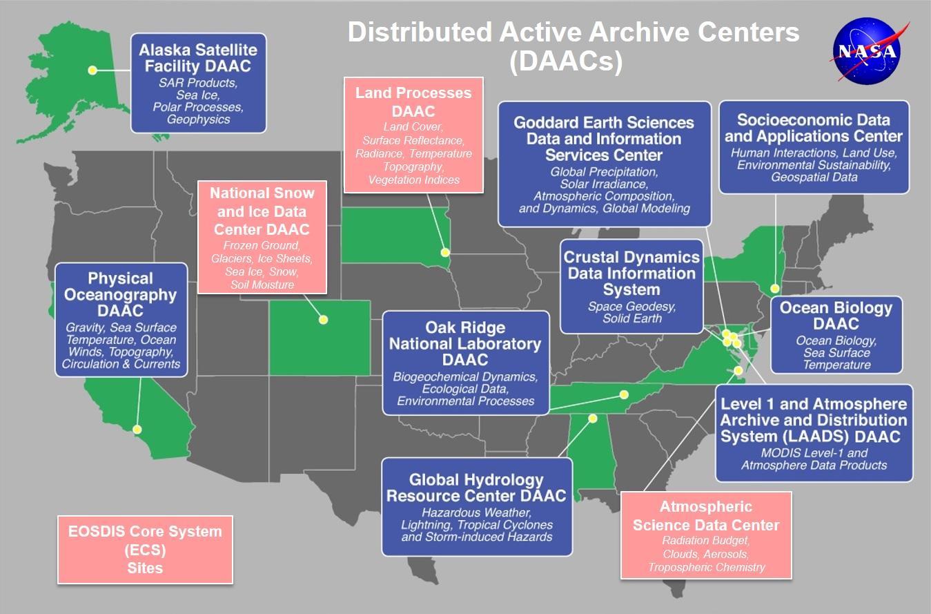 НАСА хочет сохранить 247 петабайт в облаке AWS, но не учло расходы на скачивание - 2
