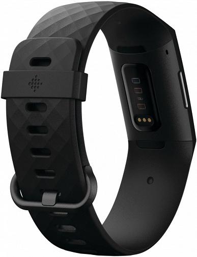 Появились первые изображения браслета Fitbit Charge 4