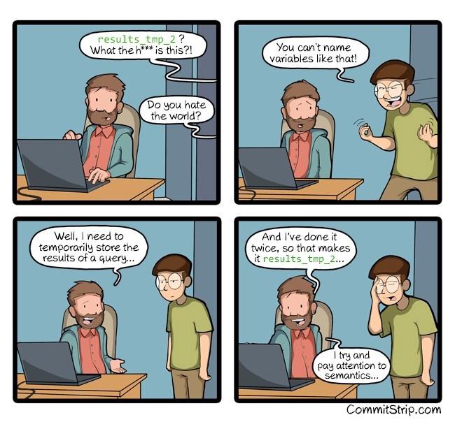 Пять знаменитых цитат о программировании с объяснениями - 4