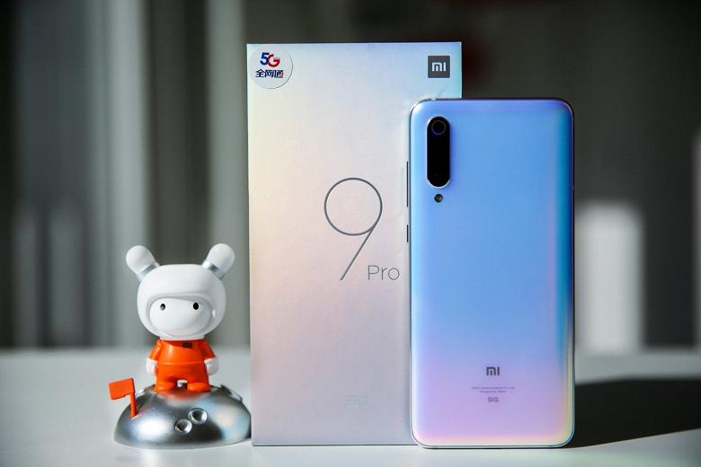 Смартфоны Xiaomi Mi 9 Pro 5G и Redmi K30 5G дешевеют медленнее всех