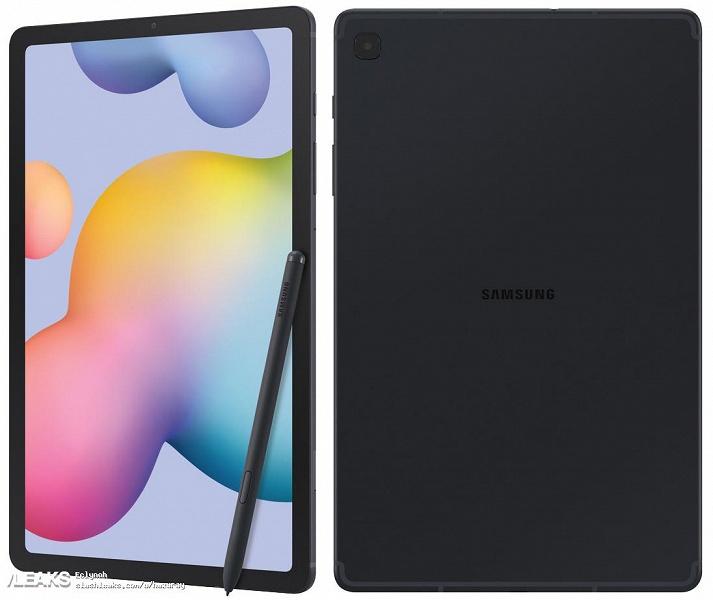 Таким оказался Samsung Galaxy Tab S6 Lite. Детализированные изображения планшета