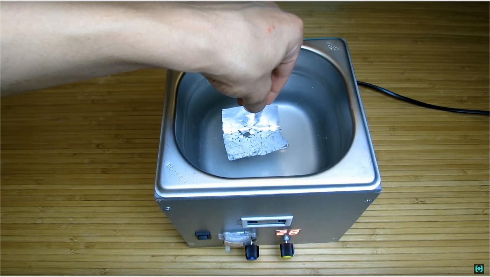 Ультразвуковая ванна. Часть 2 - 3