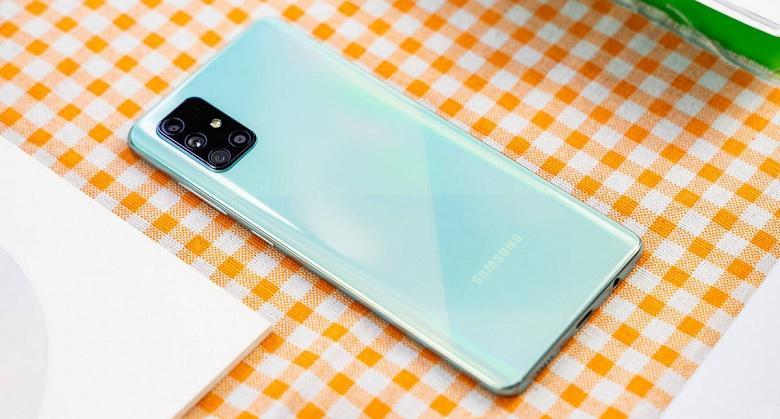 Samsung готовит ещё один среднебюджетный смартфон на Snapdragon 855
