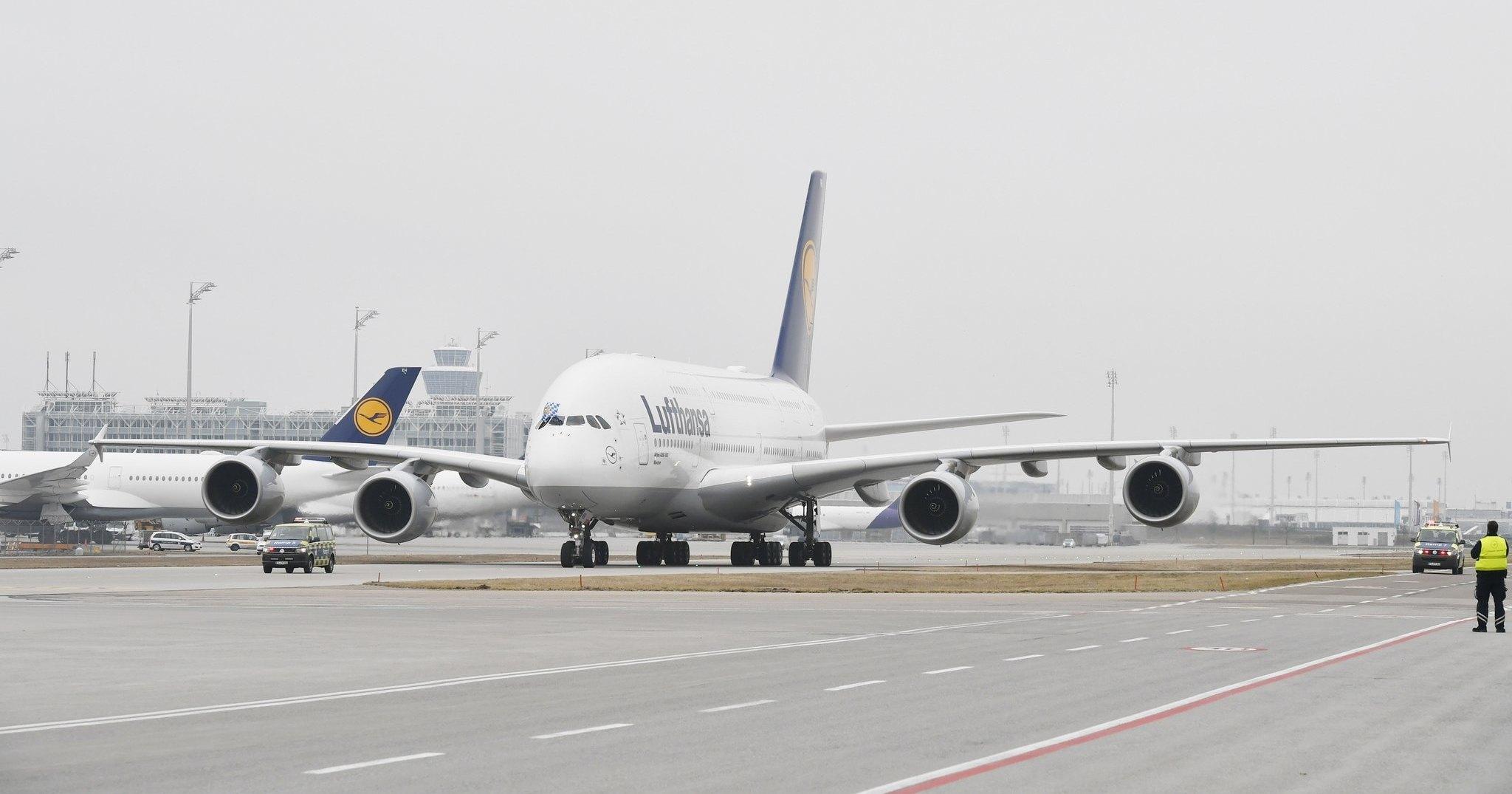 Коронавирус привёл к дефициту места на земле для самолётов