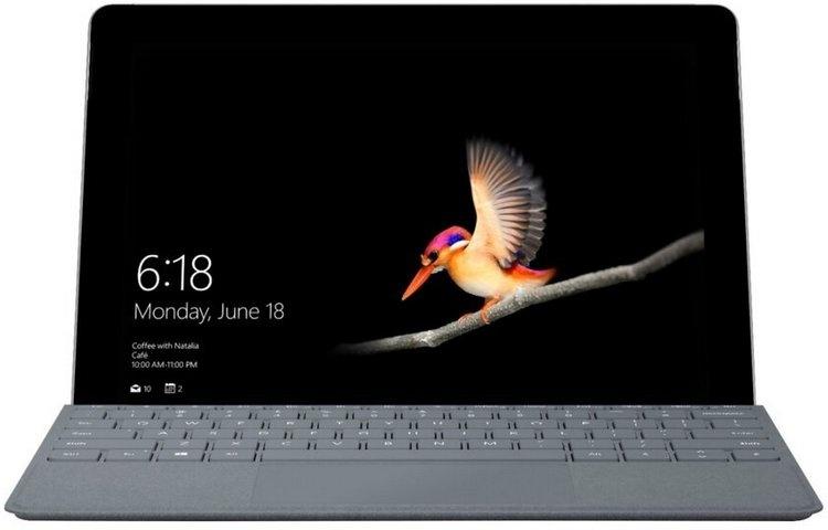 Новые утечки подтверждают не самые впечатляющие характеристики Microsoft Surface Go 2