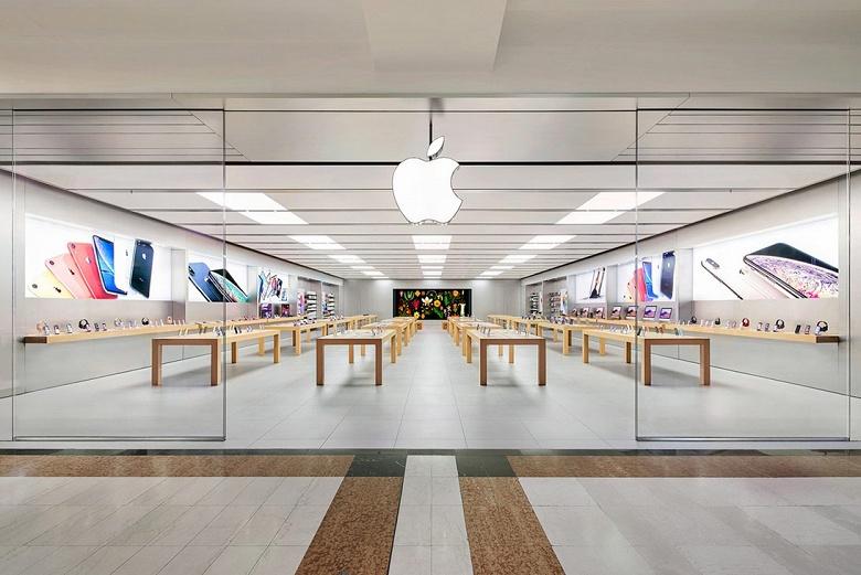 Отремонтированные устройства Apple застряли в фирменных магазинах