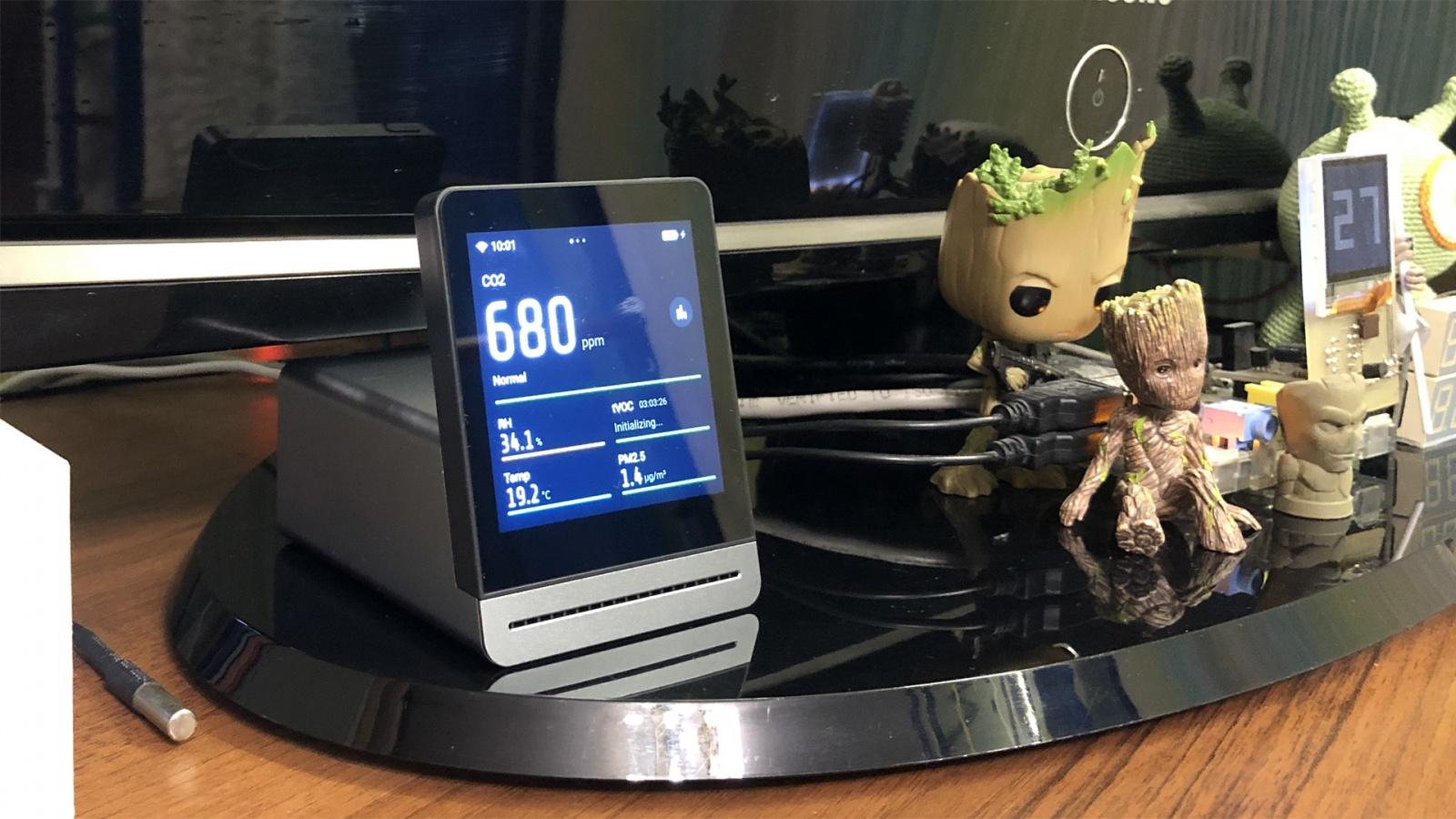 Работаем с датчиком CO₂ Xiaomi ClearGrass Air Detector локально, без китайских серверов - 1