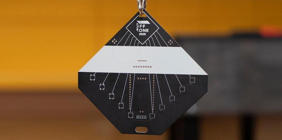 PCB-бейдж, которого не будет, или как преодолеть все и проиграть на финише - 1