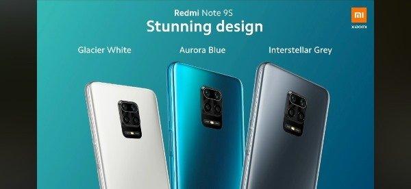 Snapdragon 720G и квадрокамера за $180: стартовали продажи Redmi Note 9S