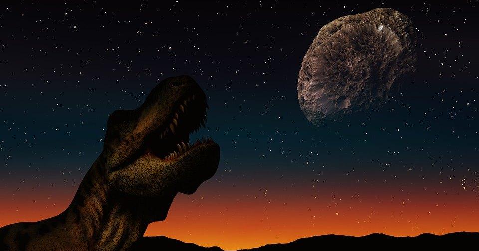 Исследование гибели динозавров дало возможный сценарий ядерной зимы