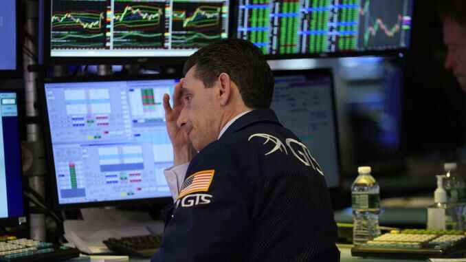 По оценке Morgan Stanley, пандемия COVID-19 сокрушит темп роста ВВП США во втором квартале 2020 года до -30%