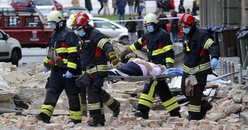 Сильнейшее за 140 лет землетрясение произошло в Европе