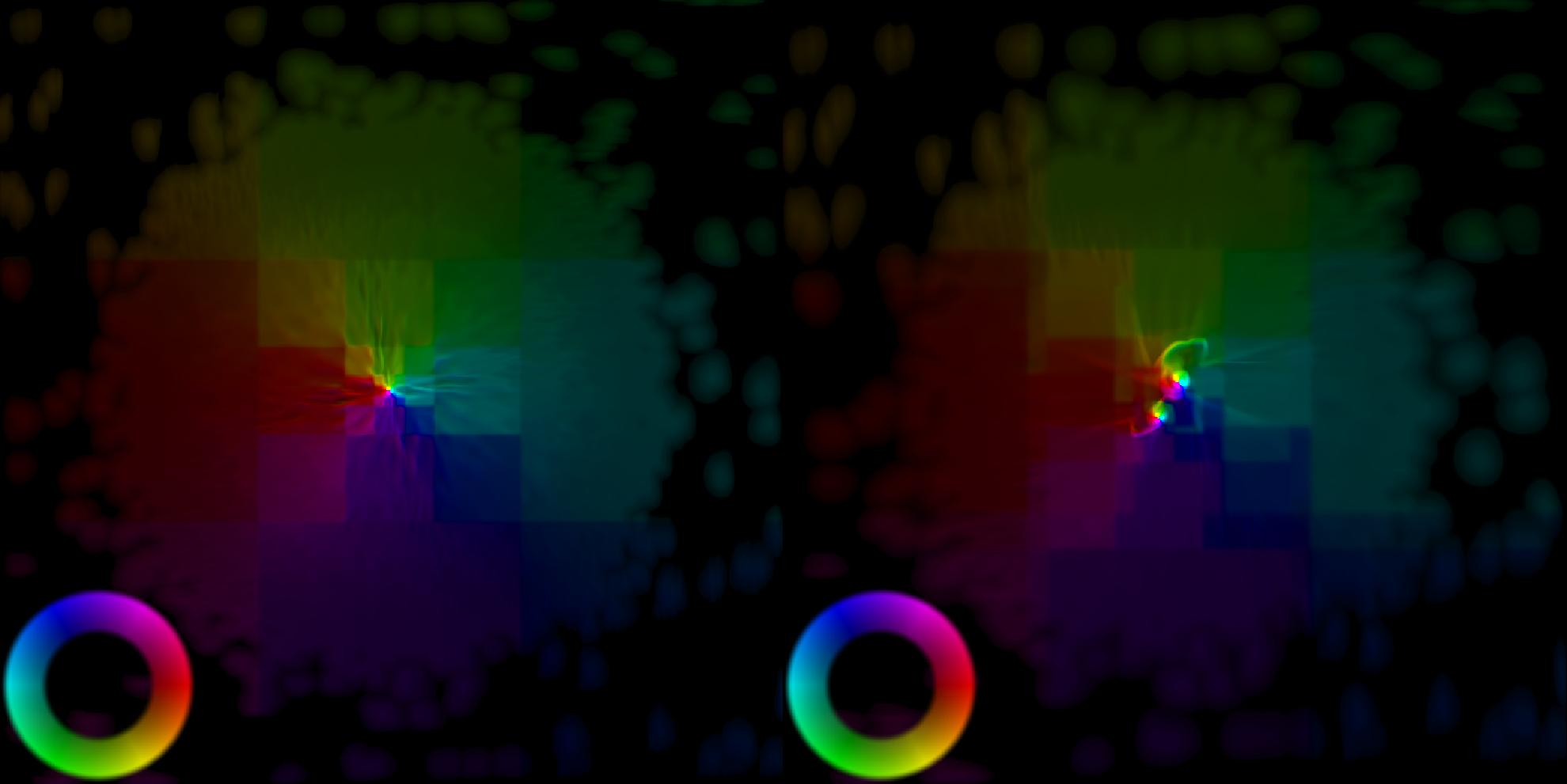 Вычисление центра масс за O(1) с помощью интегральных изображений - 11