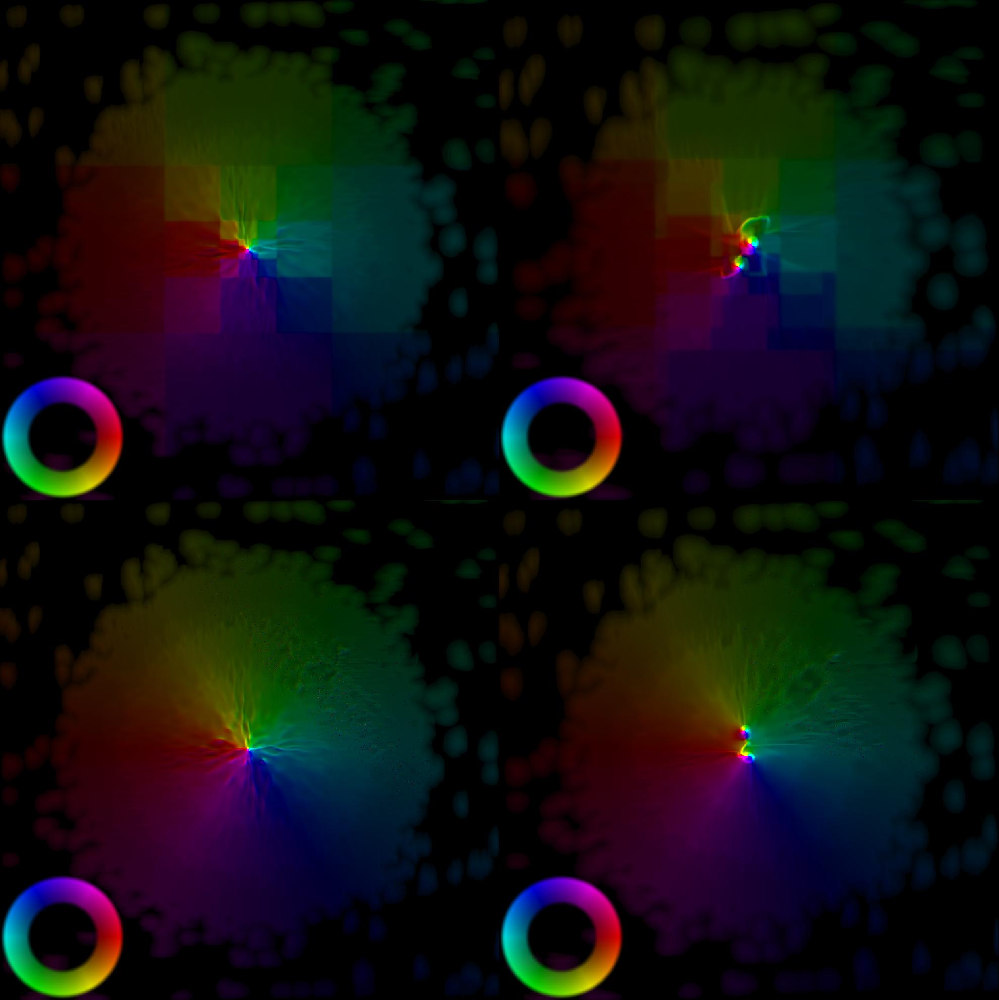 Вычисление центра масс за O(1) с помощью интегральных изображений - 17