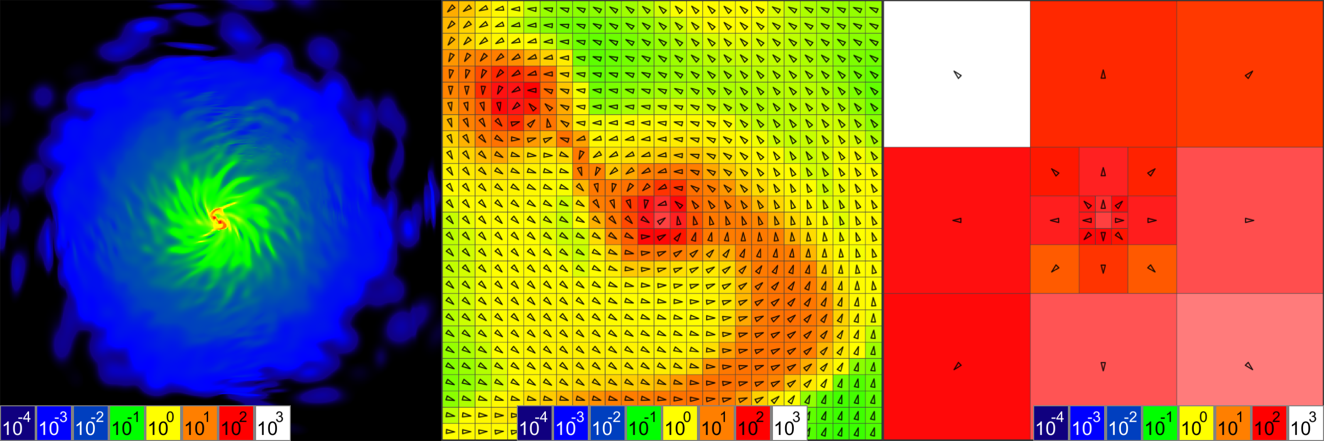 Вычисление центра масс за O(1) с помощью интегральных изображений - 9