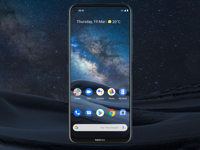Nokia выпустила смартфон Nokia 8.3 с 5G чипом - 1