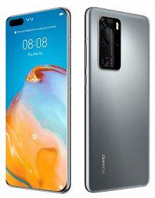 Флагманы Huawei P40 и P40 Pro: полные характеристики, цены и отличия