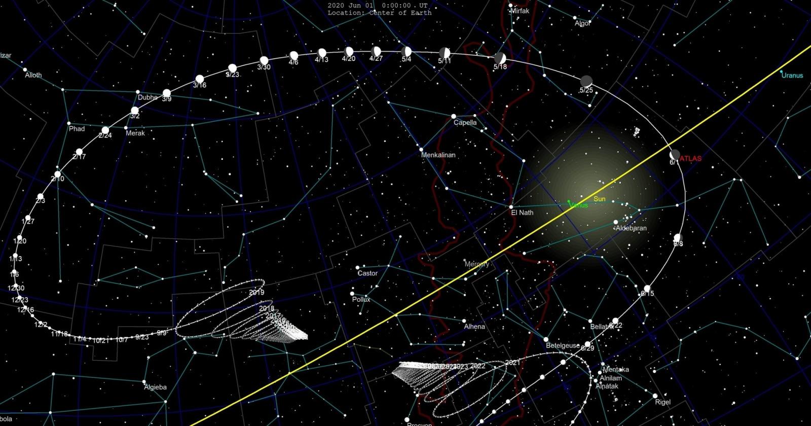 К Солнцу летит комета, которая может устроить световое шоу